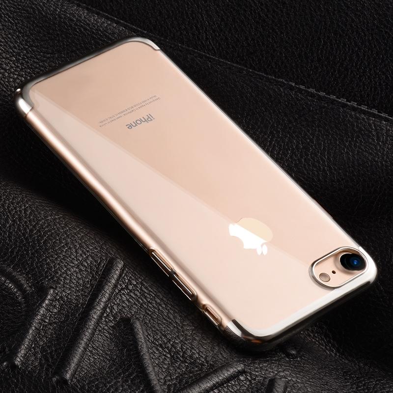 iPhone 8 TAREKS ŞEFFAF ARKA KAPAK