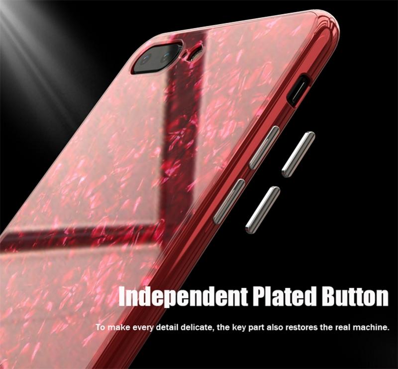 iPhone 7 VOERO DESENLİ 360 MAGNET KAPAK