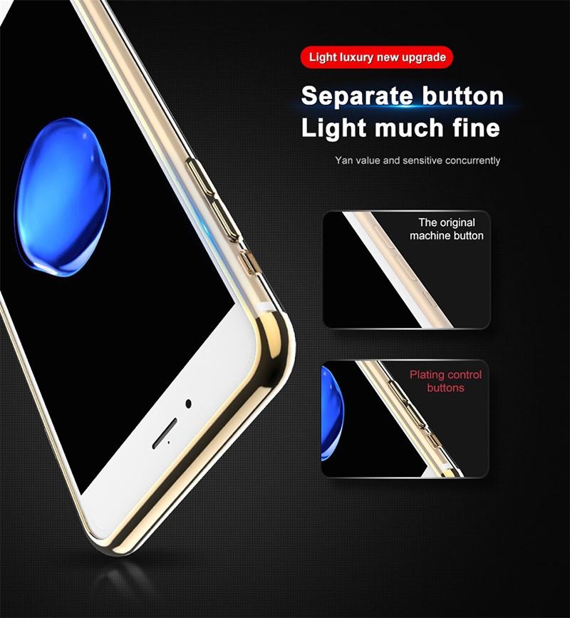 iPhone 6 Plus DÖRT KÖŞELİ LAZER SİLİKON