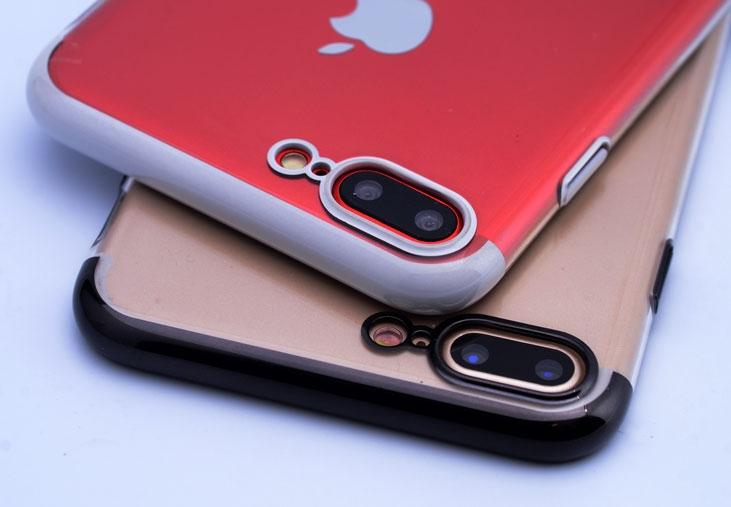 iPhone 7 Plus TAREKS ŞEFFAF ARKA KAPAK