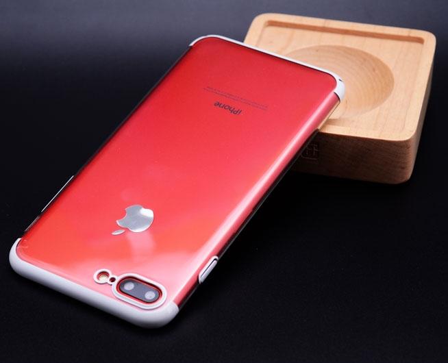 iPhone 8 Plus TAREKS ŞEFFAF ARKA KAPAK