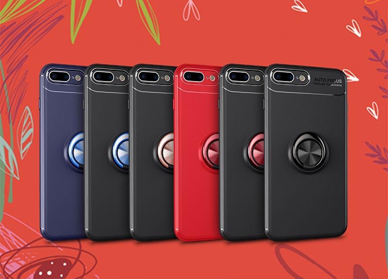 iPhone 8 Plus Ravel Silikon Koruma