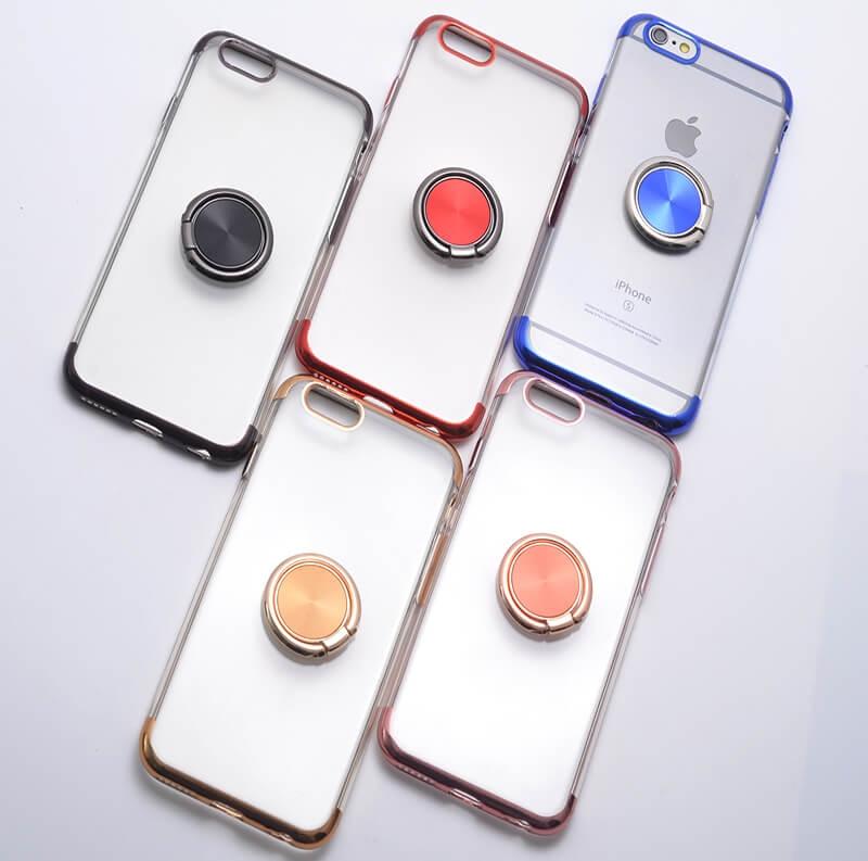iPhone 6 GESS SİLİKON KORUMA