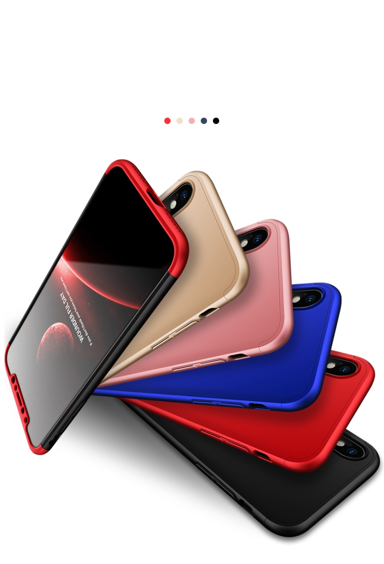 iPhone X AYS KAPAK KORUMA