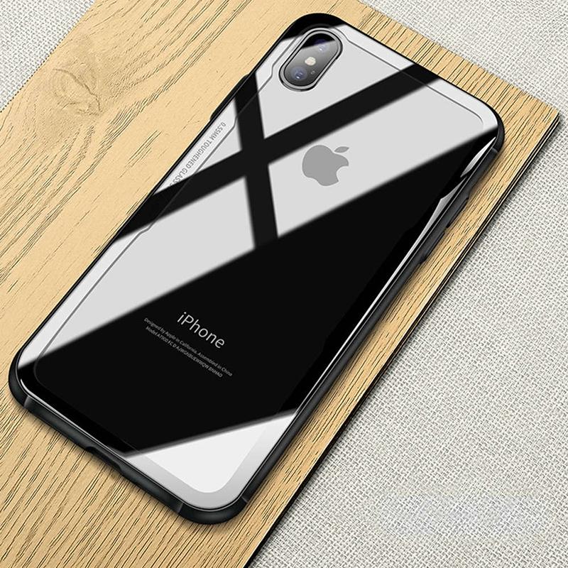 iPhone X CRAFT COVER KAPAK