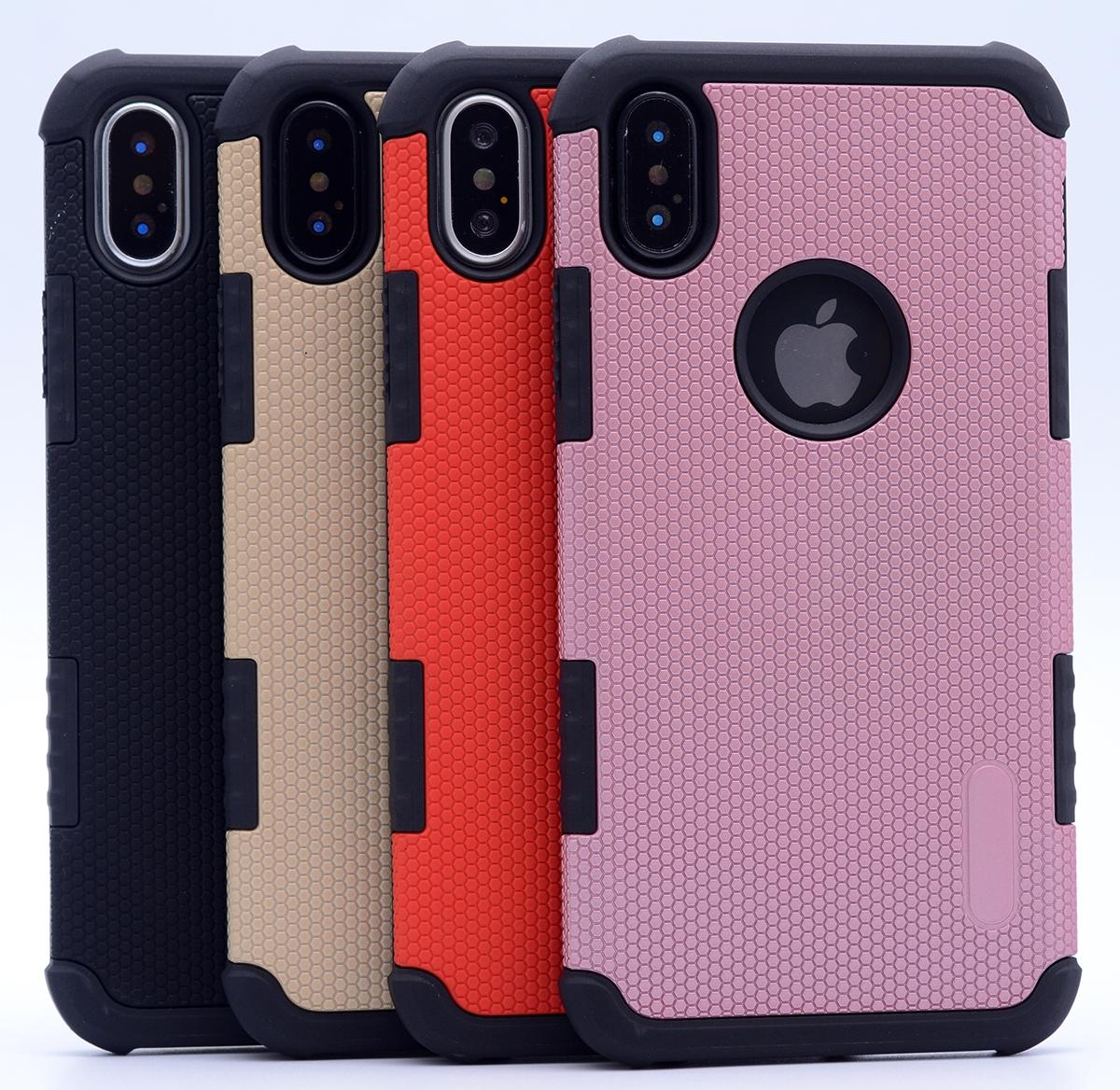 iPhone XS ARMOR YOUYOU SİLKON KORUMA