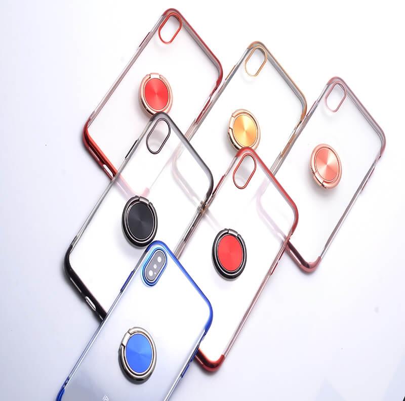 iPhone XS GESS SİLİKON KORUMA