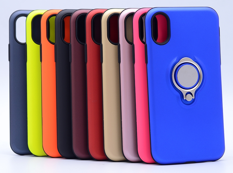 iPhone X RING YOUYOU SİLİKON KORUMA