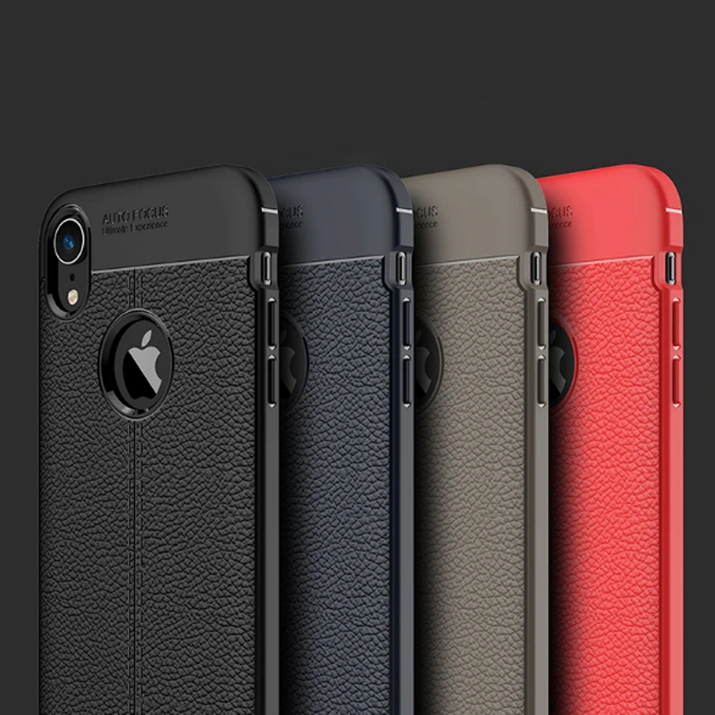 iPhone XR Niss Silikon Koruma