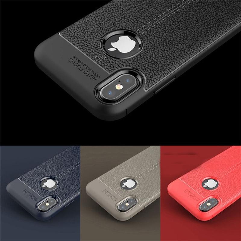iPhone XS Niss Silikon Koruma