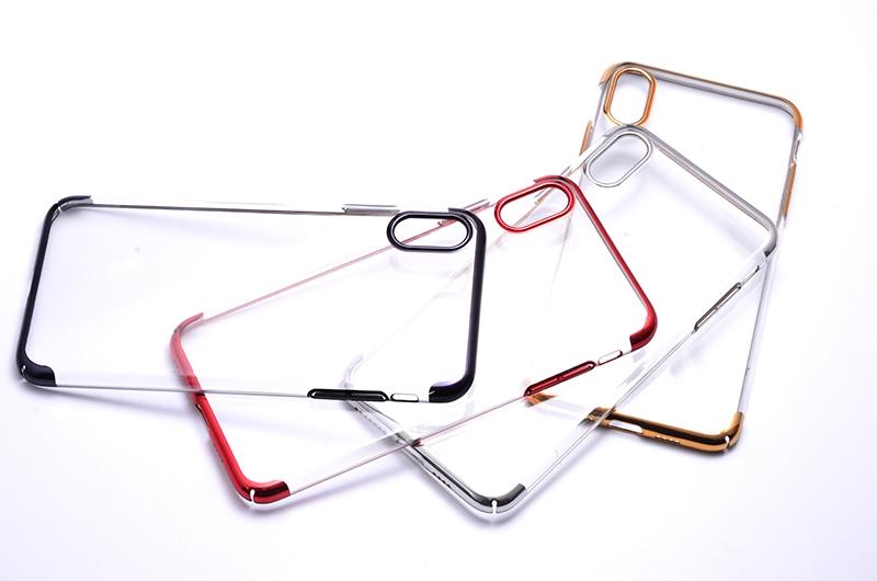 iPhone XS MAX TAREKS ŞEFFAF ARKA KAPAK