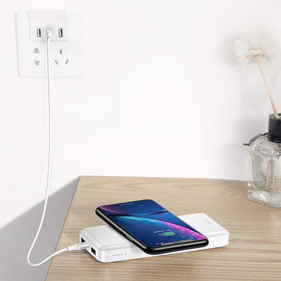 Baseus PPALL-M3602 M36 Wireless Charger Povverbank