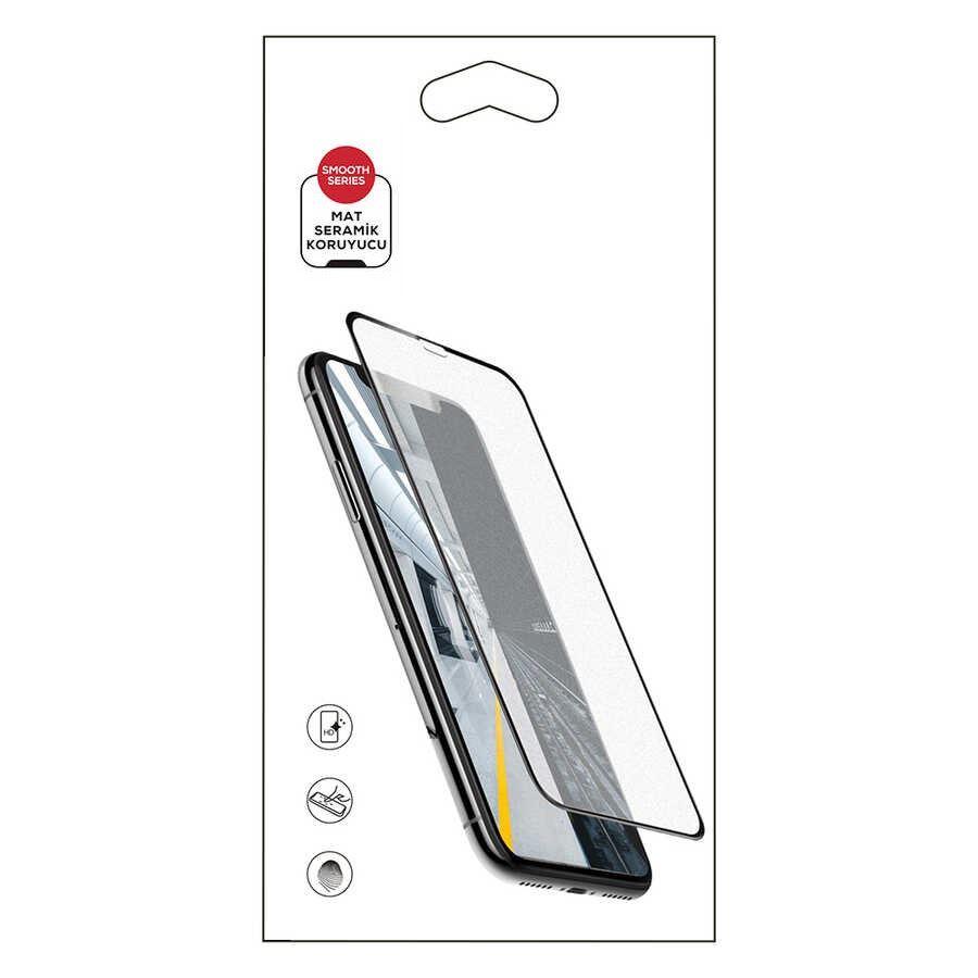 Xiaomi Redmi Note 8 Pro Mat Seramik Ekran Koruyucu