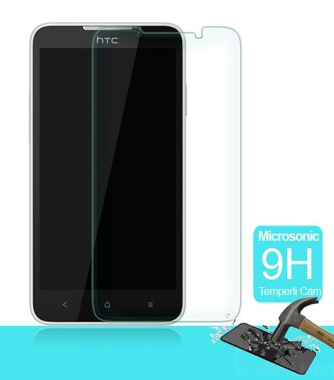 HTC DESIRE 516 Temperli Cam Ekran Koruycu