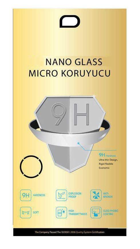 ALCATEL A7 XL Nano Glass Ekran Koruyucu