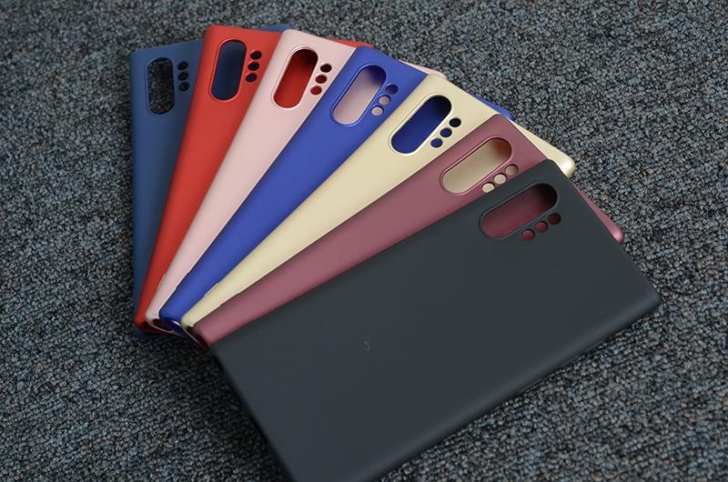 N975 Note 10 PLUS Premier Silikon Koruma