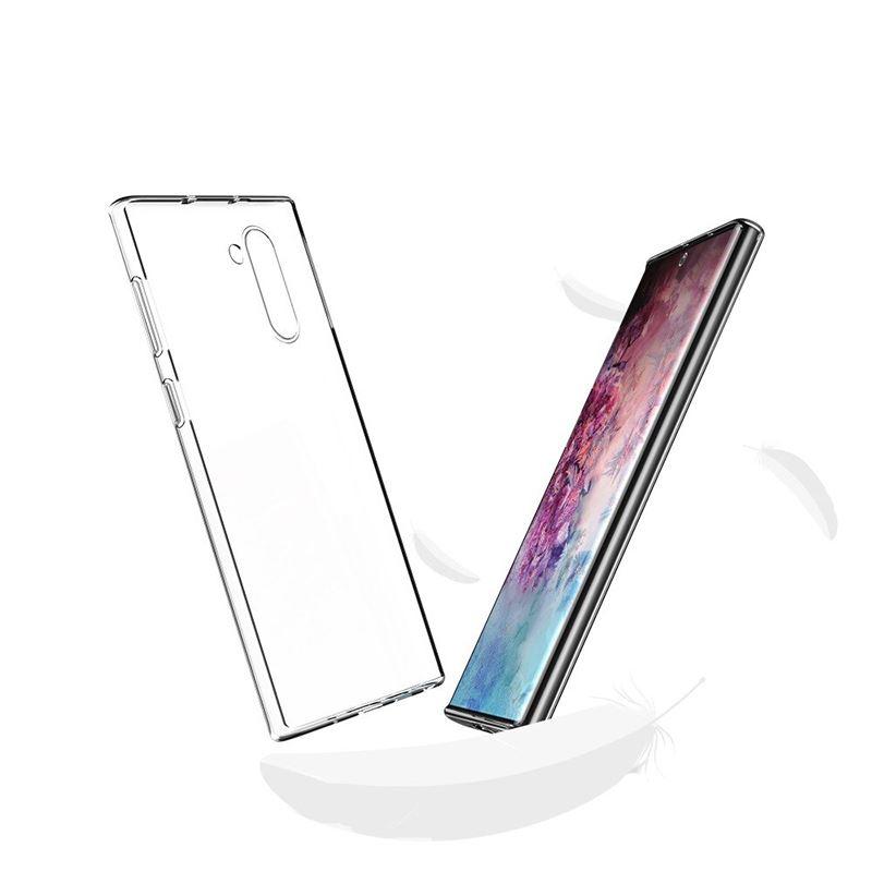 N970 Note 10 Süper Silikon Koruma