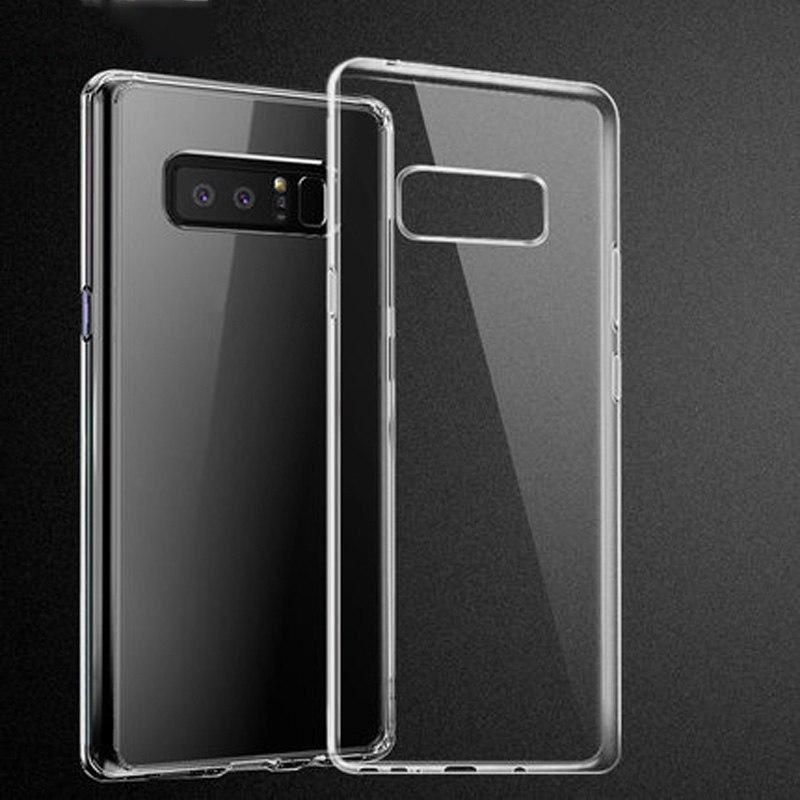 N950 Note 8 Süper Silikon Koruma