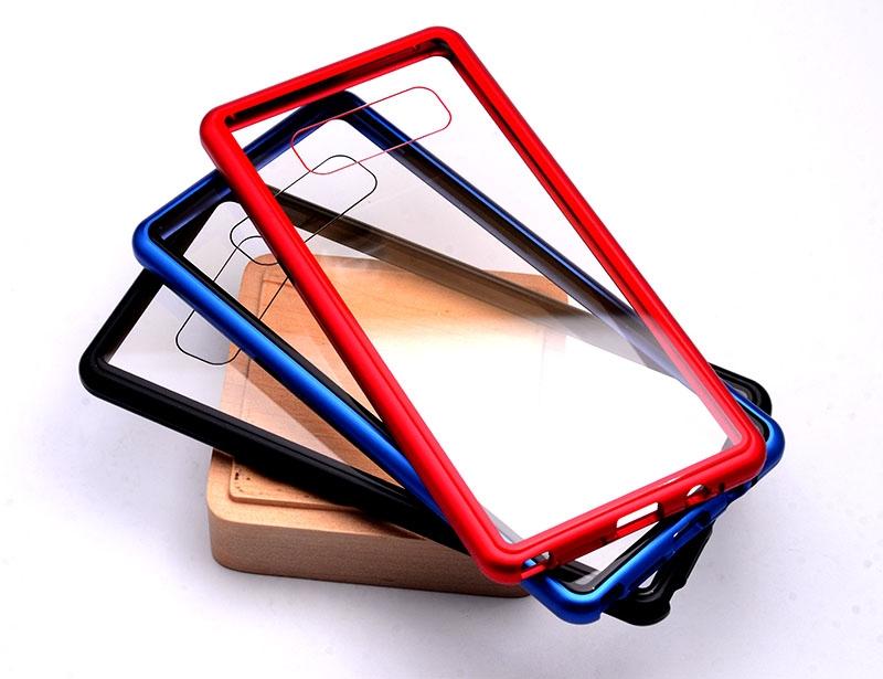 N950 Note 8 DEVRİM CAM KAPAK KORUMA