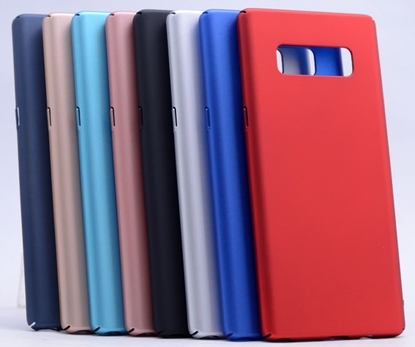 N950 Note 8 RUBBER KORUMA KAPAK