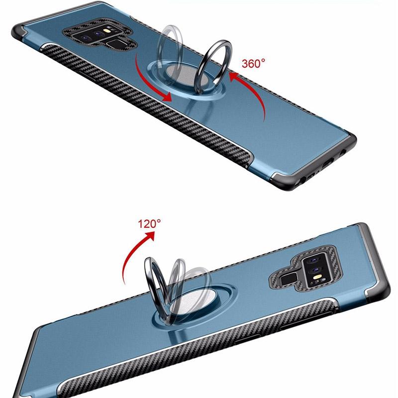 N950 Note 8 YÜZÜKLÜ VERUS SİLİKON