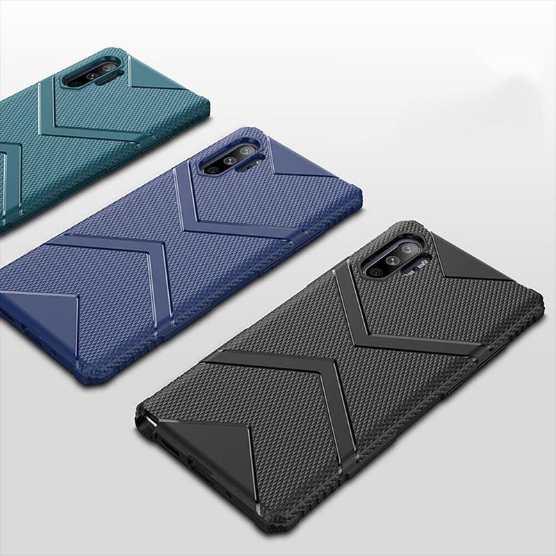 N975 Note 10 PLUS HANK SİLİKON KORUMA