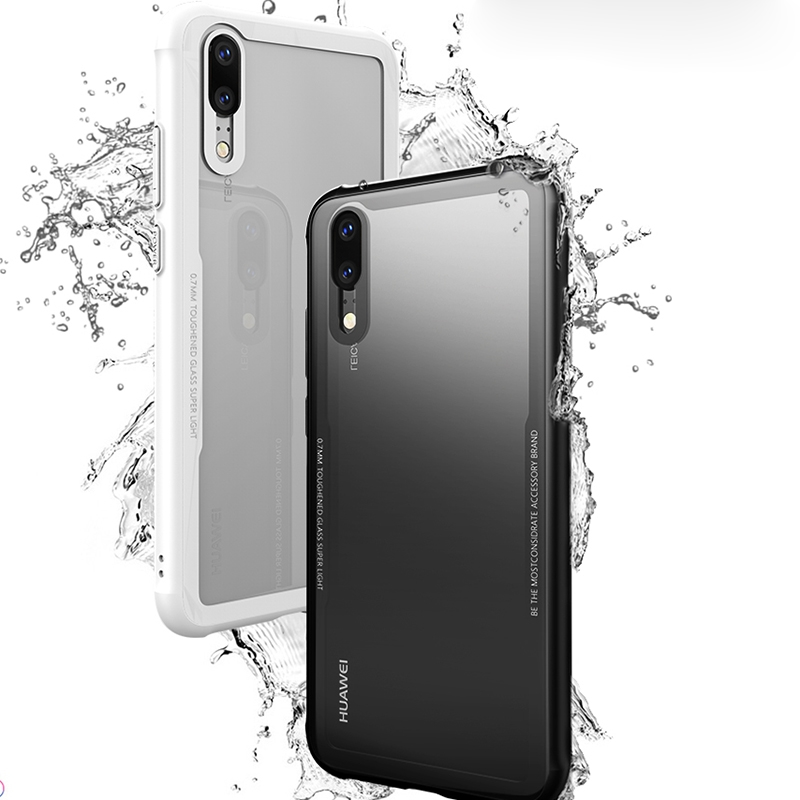 HUAWEI P20 LİTE CRAFT COVER KAPAK