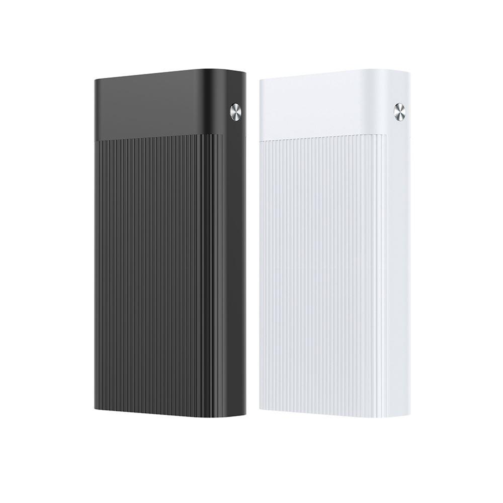 Xipin PX302 20000 Mah PowerBank Black & White