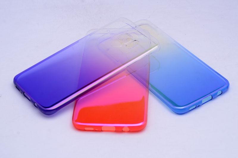 N920 Note 5 RENKLİ TRANSPARAN ARKA KAPAK