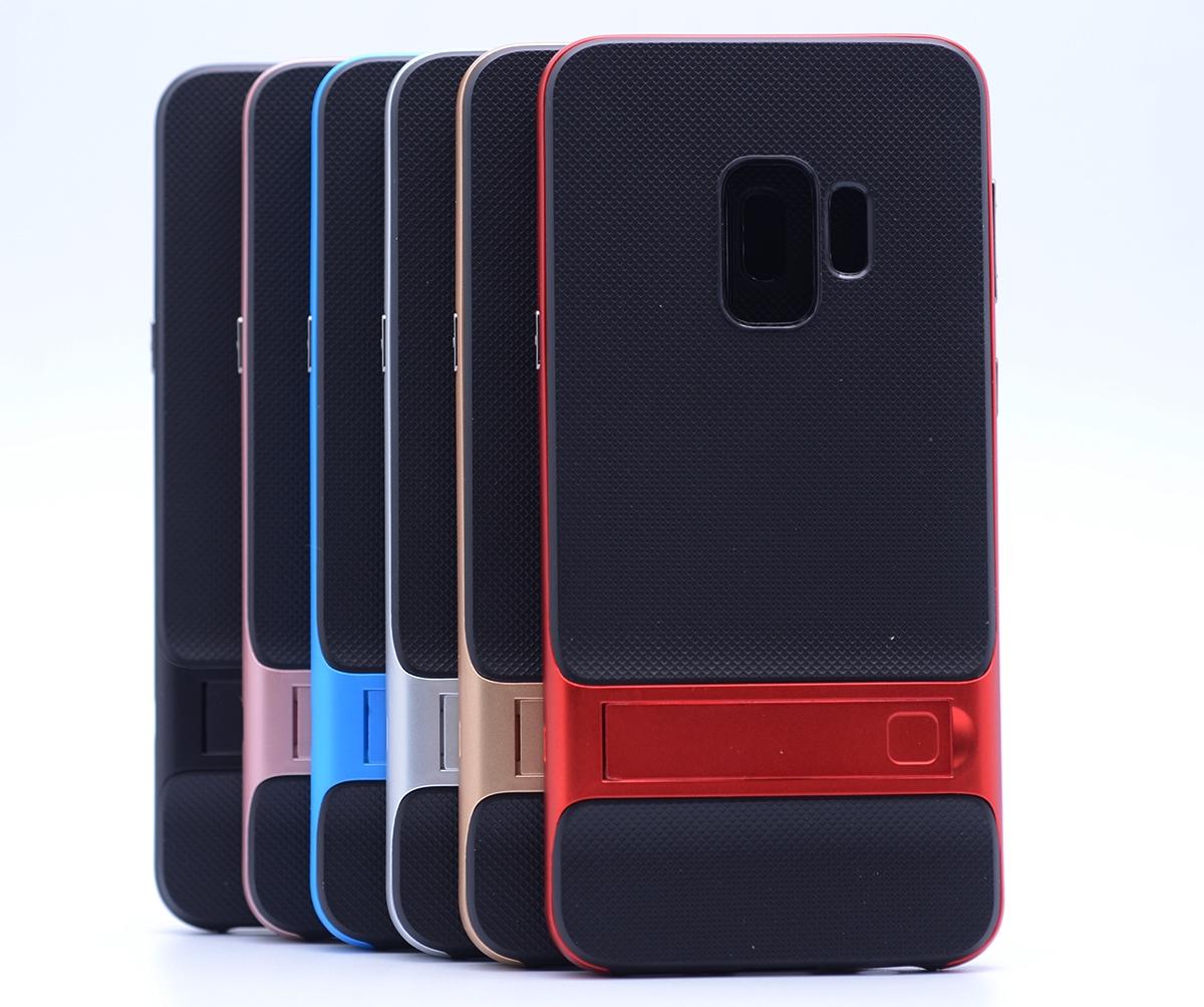 G960 S9 Verus Standlı Silikon Koruma