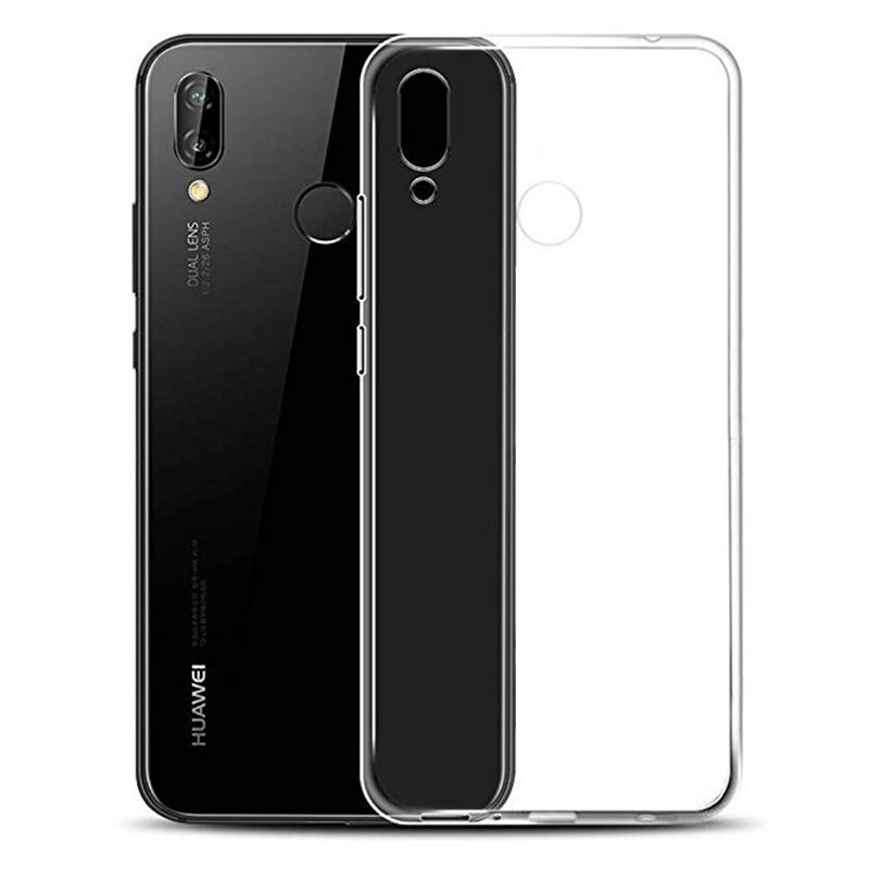 HUAWEI Y7 2019 Süper Silikon Koruma