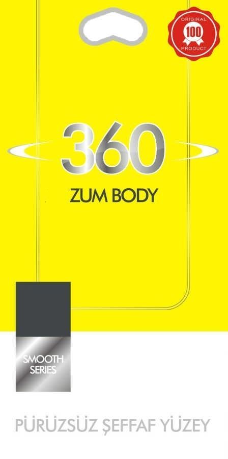 iPhone 11 ZUM BODY 360 EKRAN KORUYUCU MAT ARKA